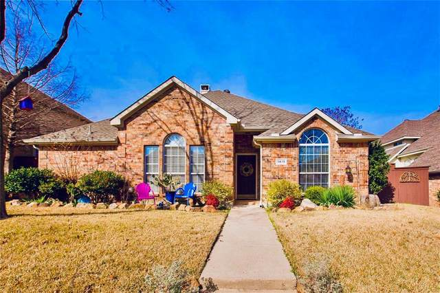 1415 Santa Fe Trail, Irving, TX 75063 (MLS #14511222) :: Robbins Real Estate Group