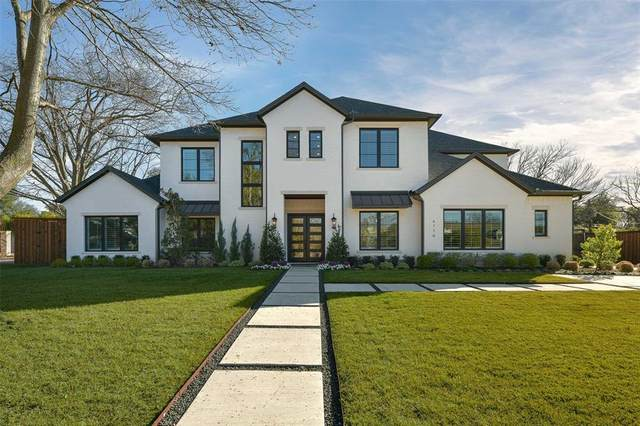 4116 Courtshire Drive, Dallas, TX 75229 (MLS #14511242) :: The Kimberly Davis Group