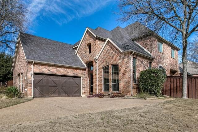 1700 Lake Eden Drive, Euless, TX 76039 (MLS #14511287) :: Robbins Real Estate Group