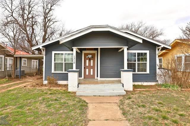1310 Jeanette Street, Abilene, TX 79602 (#14511344) :: Homes By Lainie Real Estate Group