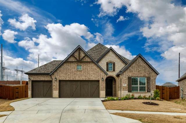 14305 Home Trail, Fort Worth, TX 76262 (MLS #14511352) :: The Kimberly Davis Group