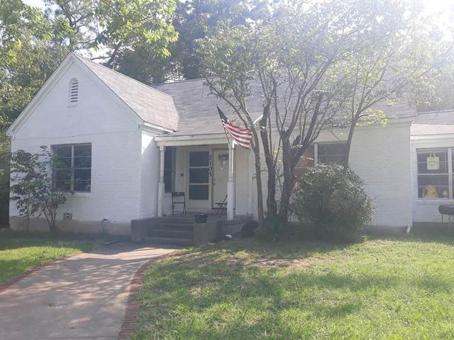 2105 Stonewall, Greenville, TX 75401 (MLS #14511384) :: Hargrove Realty Group