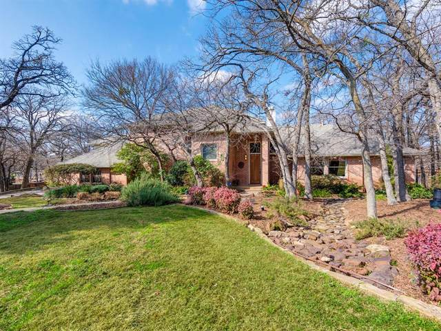 4492 Soda Ridge Road, Southlake, TX 76092 (MLS #14511410) :: Team Tiller