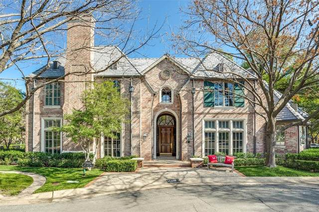 17435 Club Hill Drive, Dallas, TX 75248 (MLS #14511415) :: The Property Guys