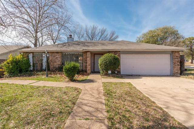 100 Grand Meadow Drive, Fort Worth, TX 76108 (MLS #14511443) :: The Property Guys