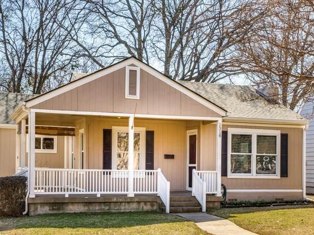 1318 Melbourne Avenue, Dallas, TX 75224 (MLS #14511448) :: Robbins Real Estate Group