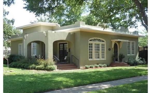 1001 W 6th Street, Cisco, TX 76437 (MLS #14511460) :: Robbins Real Estate Group