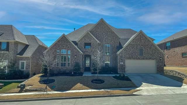 1029 Wimberly Lane, Northlake, TX 76226 (MLS #14511463) :: The Kimberly Davis Group