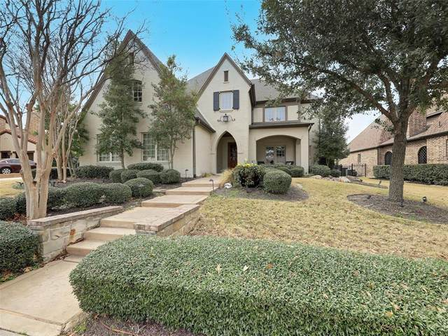 3961 Greenbrier Drive, Frisco, TX 75033 (MLS #14511482) :: Jones-Papadopoulos & Co