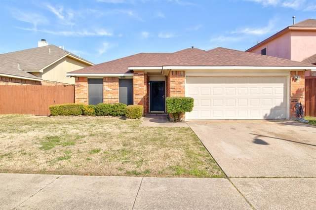4416 Flamingo Way, Mesquite, TX 75150 (MLS #14511488) :: The Property Guys