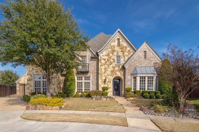 639 Lake Point Drive, Irving, TX 75039 (MLS #14511493) :: The Property Guys
