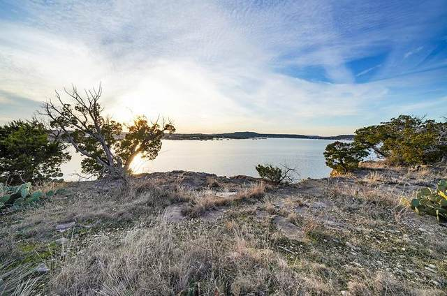 1040 Palomino Trail, Possum Kingdom Lake, TX 76449 (MLS #14511542) :: The Juli Black Team
