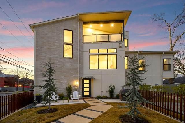 2802 Lee Street, Dallas, TX 75206 (MLS #14511580) :: RE/MAX Landmark