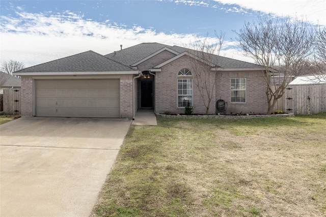 341 Dalhart Drive, Weatherford, TX 76086 (MLS #14511586) :: The Property Guys