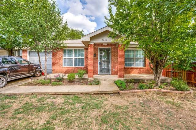 2330 Vagas Street, Dallas, TX 75219 (MLS #14511591) :: Maegan Brest | Keller Williams Realty