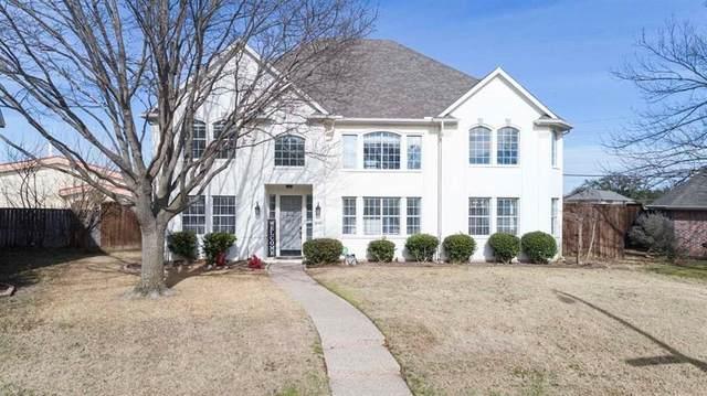 2101 Glendale Drive, Plano, TX 75023 (MLS #14511629) :: Robbins Real Estate Group