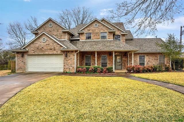 820 Cedar Creek Circle, Bonham, TX 75418 (MLS #14511662) :: RE/MAX Pinnacle Group REALTORS