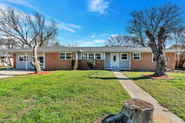 1129 Warden Street, Benbrook, TX 76126 (MLS #14511672) :: Robbins Real Estate Group