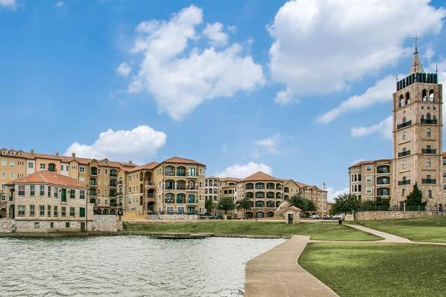 6601 Mediterranean Drive #6201, Mckinney, TX 75072 (MLS #14511701) :: Maegan Brest | Keller Williams Realty