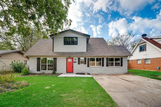 2316 Stonegate Street, Arlington, TX 76010 (MLS #14511706) :: Post Oak Realty