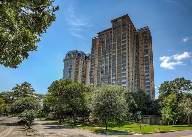 3525 Turtle Creek Boulevard 2C, Dallas, TX 75219 (MLS #14511720) :: Keller Williams Realty