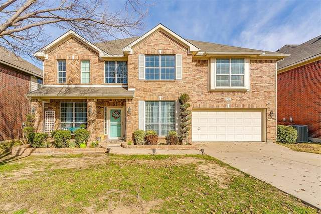 4708 Maple Hill Drive, Fort Worth, TX 76123 (MLS #14511774) :: The Chad Smith Team