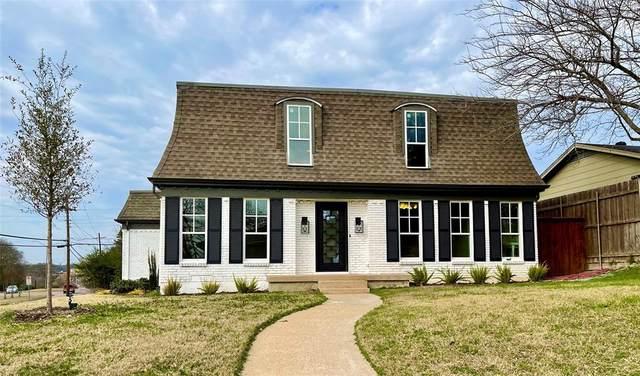 10505 Wyatt, Dallas, TX 75218 (MLS #14511777) :: The Property Guys