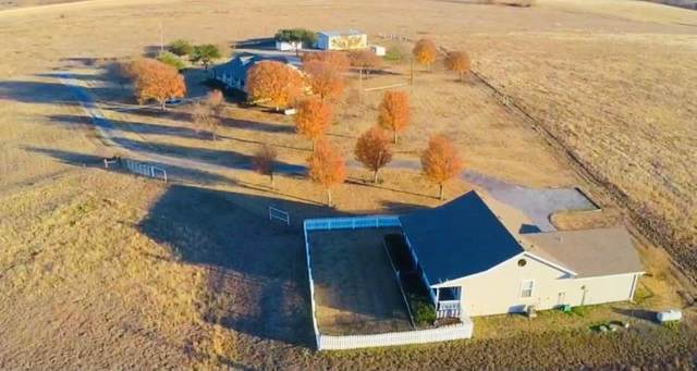 864 County Road 4850, Leonard, TX 75452 (#14511795) :: Homes By Lainie Real Estate Group
