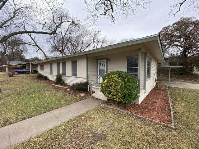 1302 S Lamar Street, Weatherford, TX 76086 (MLS #14511800) :: Results Property Group