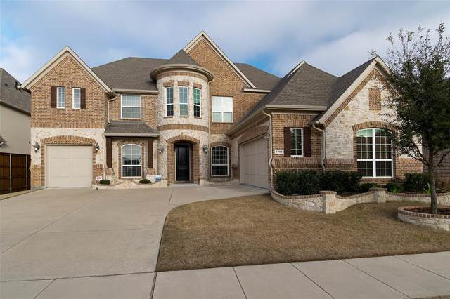 6798 Martel Place, Frisco, TX 75035 (MLS #14511803) :: Robbins Real Estate Group
