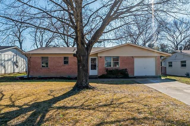 4812 Stanley Keller Road, Haltom City, TX 76117 (MLS #14511811) :: Robbins Real Estate Group
