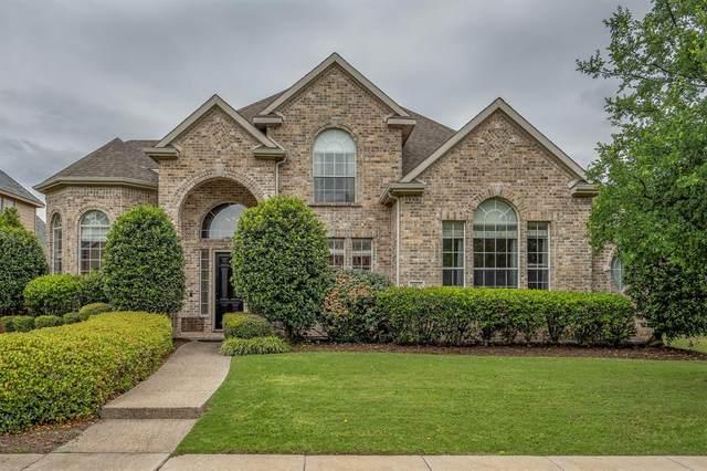 4867 Corinthian Bay Drive, Frisco, TX 75034 (MLS #14511838) :: Robbins Real Estate Group