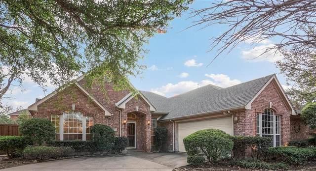 1103 Shadetree Lane, Allen, TX 75013 (MLS #14511841) :: Robbins Real Estate Group