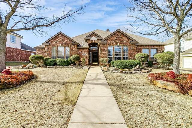 8017 Cripple Creek Drive, Fort Worth, TX 76179 (MLS #14511917) :: The Property Guys