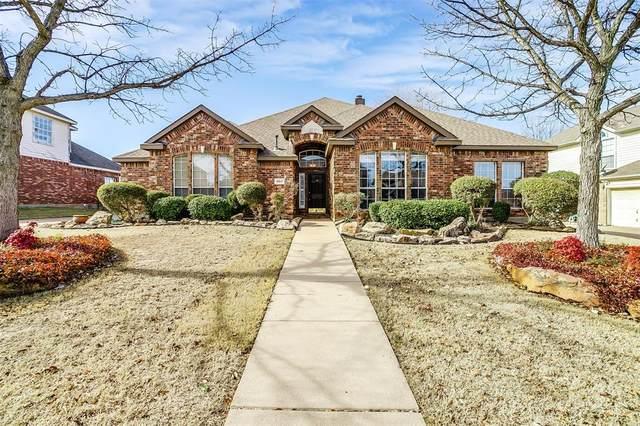 8017 Cripple Creek Drive, Fort Worth, TX 76179 (MLS #14511917) :: Robbins Real Estate Group