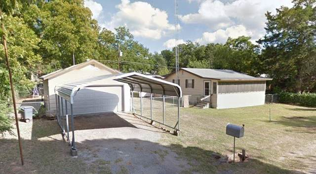 136 Friar Tuck Drive, Gordonville, TX 76245 (MLS #14511918) :: The Hornburg Real Estate Group