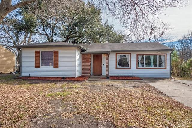 2520 Healey Drive, Dallas, TX 75228 (MLS #14511971) :: Robbins Real Estate Group
