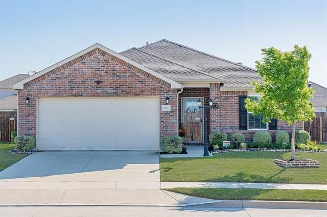 1721 Christopher Creek Drive, Little Elm, TX 75068 (MLS #14511975) :: Robbins Real Estate Group