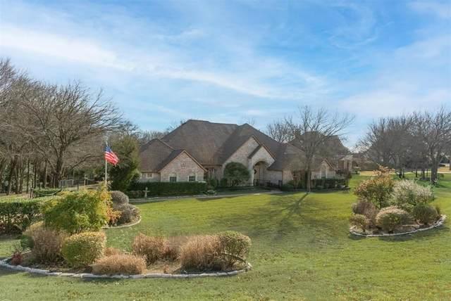 4801 Argyle Lane, Denton, TX 76226 (MLS #14512015) :: Robbins Real Estate Group