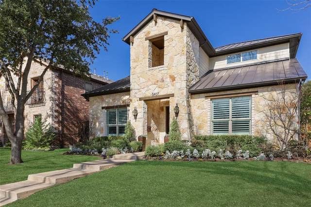 5407 Belmont Avenue, Dallas, TX 75206 (MLS #14512030) :: Robbins Real Estate Group