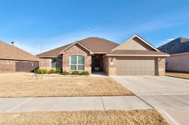 342 Brazos Drive, Abilene, TX 79602 (MLS #14512039) :: Robbins Real Estate Group