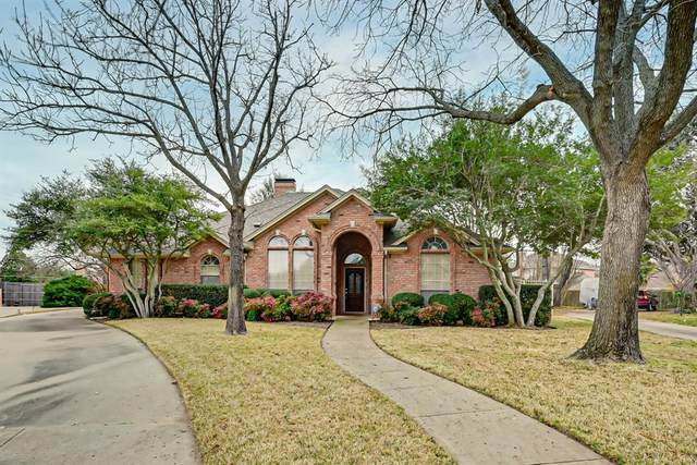 3209 Heritage Court, Arlington, TX 76016 (MLS #14512047) :: Robbins Real Estate Group