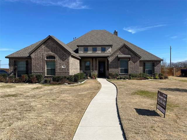 140 Diamond Lane, Waxahachie, TX 75165 (MLS #14512066) :: The Kimberly Davis Group