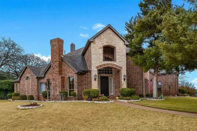907 Misty Oak Drive, Highland Village, TX 75077 (MLS #14512067) :: Team Tiller