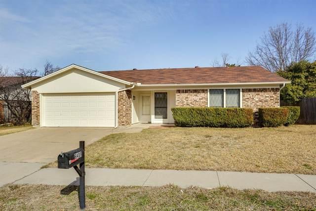 6409 N Park Drive, Watauga, TX 76148 (MLS #14512094) :: The Property Guys