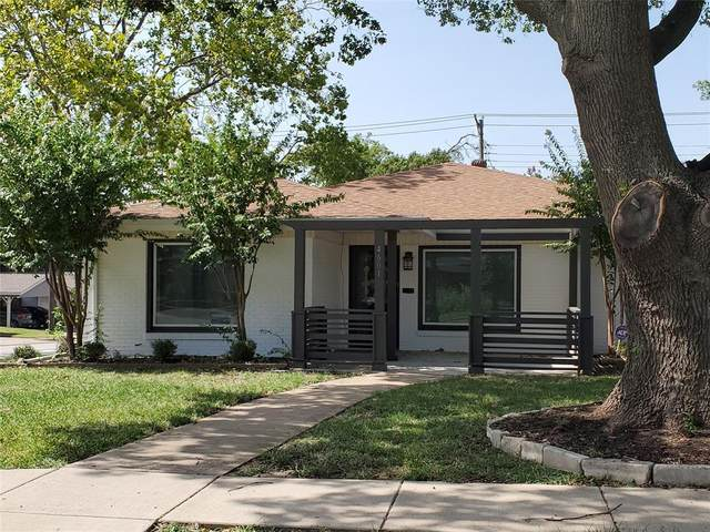 4601 Birchman Avenue, Fort Worth, TX 76107 (MLS #14512125) :: The Property Guys