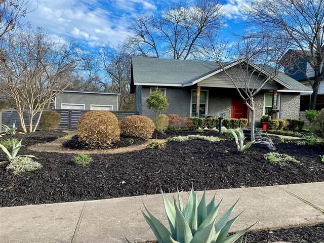 8650 Daytonia Avenue, Dallas, TX 75218 (#14512176) :: Homes By Lainie Real Estate Group