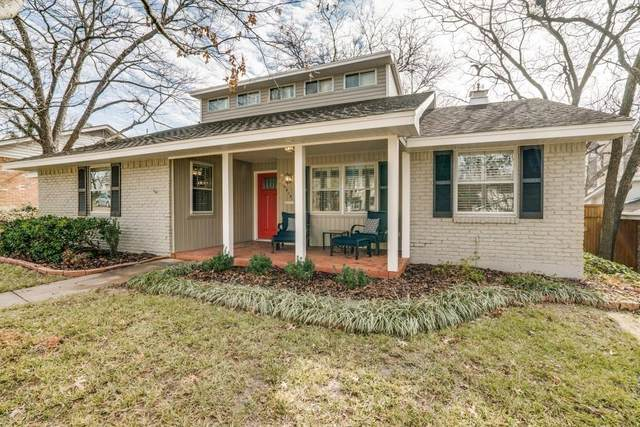 9818 Estate Lane, Dallas, TX 75238 (MLS #14512233) :: Robbins Real Estate Group