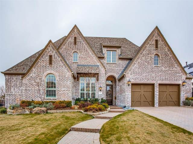 741 Biltmore Lane, Prosper, TX 75078 (MLS #14512249) :: The Property Guys