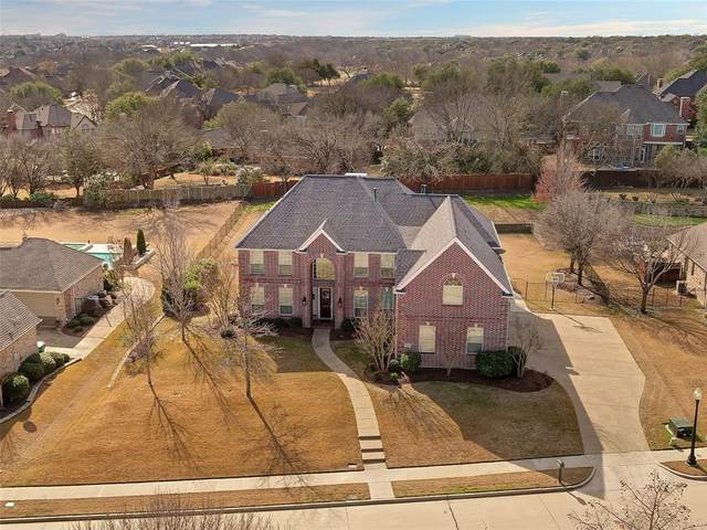 4709 Scoter Lane, Mckinney, TX 75072 (MLS #14512267) :: Robbins Real Estate Group